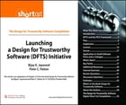 Launching a Design for Trustworthy Software (DFTS) Initiative (Digital Short Cut): LAUNCHING DES TRUSTWORTH_1 by Bijay K. Jayaswal