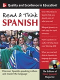Read and Think Spanish (Book +1 Audio CD) 1c1bfa55-1227-4103-b872-5cbeeffc042a