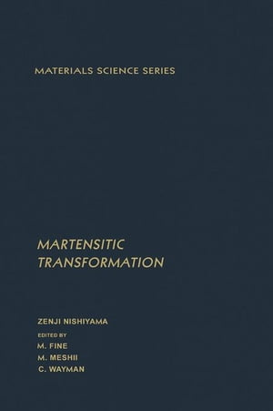 Martensitic Transformation