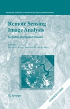 Remote Sensing Image Analysis: Including the Spatial Domain by Steven M. de Jong