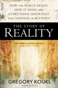 The Story of Reality: How the World Began, How It Ends, and Everything Important that Happens in…