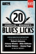 Guitar World Lessons: 20 Essential Beginner's Blues Guitar Licks 84ecdb7e-fc55-421a-9377-59058367e180