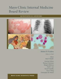 Book Mayo Clinic Internal Medicine Board Review Questions and Answers by Robert D. Ficalora
