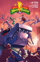 Mighty Morphin Power Rangers #8 by Kyle Higgins