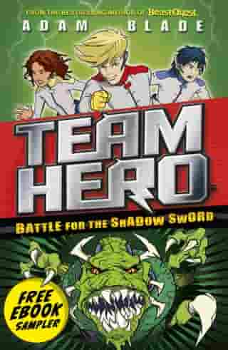 Preview of Battle for the Shadow Sword: Free Ebook Sampler!