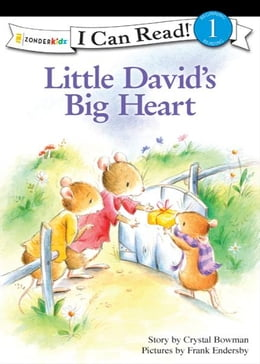 Book Little David's Big Heart by Crystal Bowman
