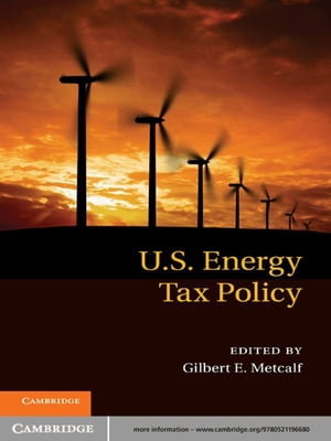 U.S. Energy Tax Policy
