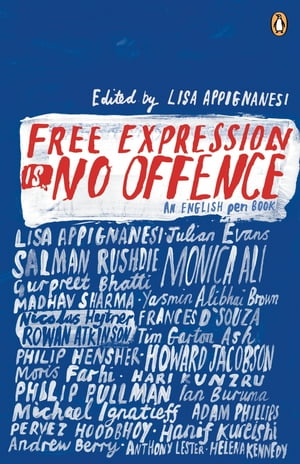 Free Expression is No Offence An English Pen Book