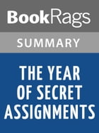 The Year of Secret Assignments by Jaclyn Moriarty l Summary & Study Guide by BookRags