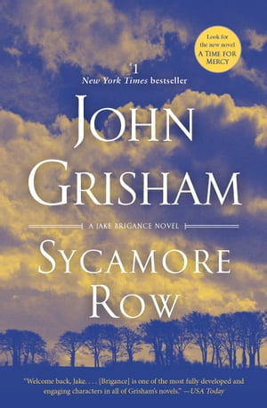 Sycamore Row: A Novel de John Grisham