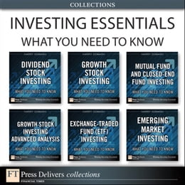 Book Investing Essentials: What You Need to Know (Collection) by Harry Domash