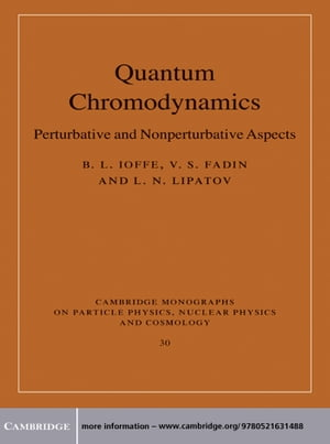 Quantum Chromodynamics Perturbative and Nonperturbative Aspects