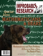 Annals of Improbable Research, Vol. 17, No. 3: Special Mathematicians & Bears Issue by Marc Abrahams