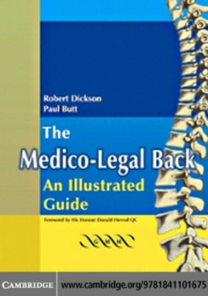 The Medico-Legal Back:Illustrated