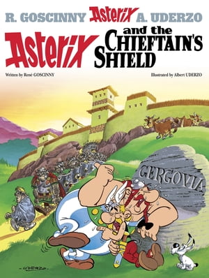 Asterix and the Chieftain's Shield Album 11