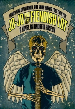 Book Jo-Jo and the Fiendish Lot by Andrew Auseon