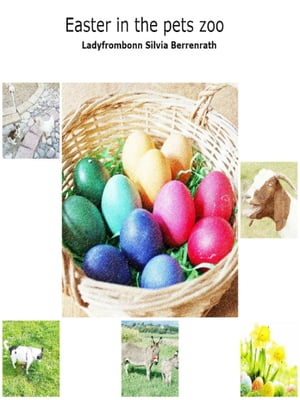 Easter in the pets zoo