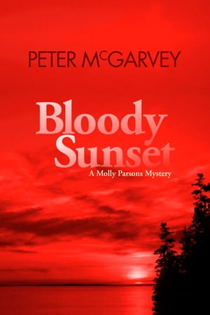 Bloody Sunset by Peter McGarvey
