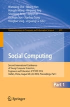 Social Computing: Second International Conference of Young Computer Scientists, Engineers and…