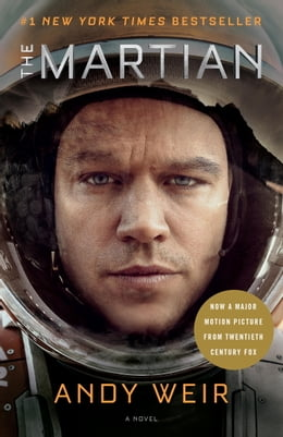 Book The Martian: A Novel by Andy Weir