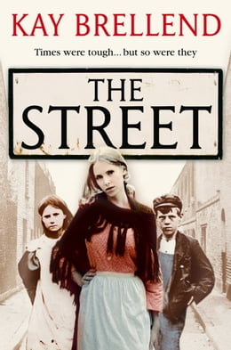 Book The Street by Kay Brellend