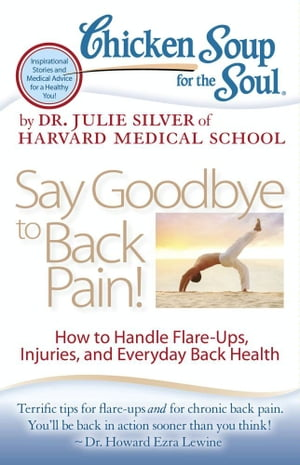 Chicken Soup for the Soul: Say Goodbye to Back Pain! How to Handle Flare-Ups,  Injuries,  and Everyday Back Health