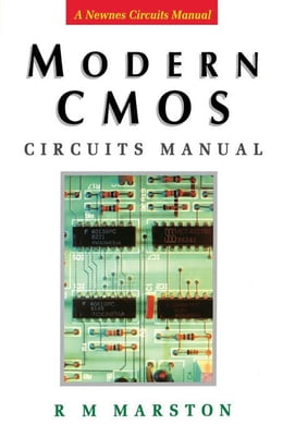Book Modern CMOS Circuits Manual by MARSTON, R M