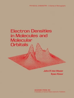 Book Electron densities in molecular and molecular orbitals by Van Wazer, J.R.