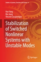 Stabilization of Switched Nonlinear Systems with Unstable Modes