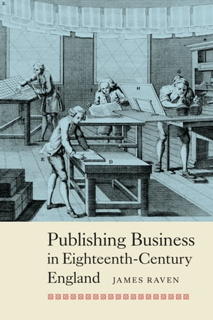 Publishing Business in Eighteenth-Century England