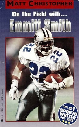 Book Emmitt Smith: In the Huddle with... by Matt Christopher