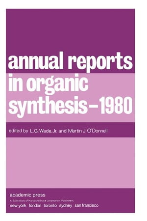 Annual Reports in Organic Synthesis - 1980