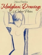 Modigliani: Drawings 102 Colour Plates by Maria Peitcheva