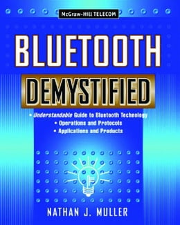 Book Bluetooth Demystified by Muller, Nathan