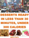 Desserts Ready In Less Than 30 Minutes, Under 300 Calories