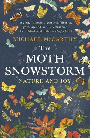The Moth Snowstorm Nature and Joy