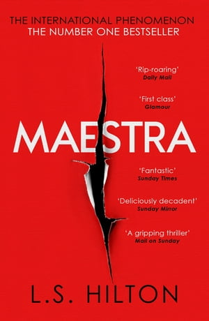 Maestra The most shocking thriller you'll read this year
