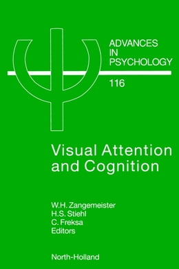Book Visual Attention and Cognition by Zangemeister, W.H.