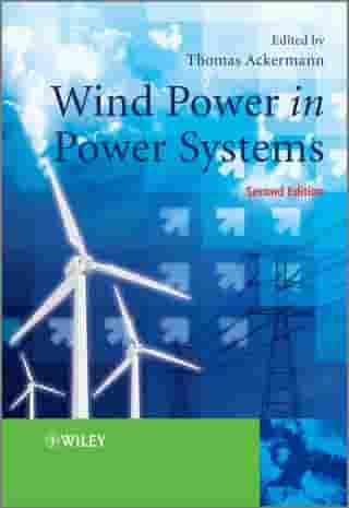 Wind Power in Power Systems by Thomas Ackermann