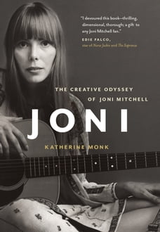 JONI (EPUB): The Creative Odyssey of Joni Mitchell