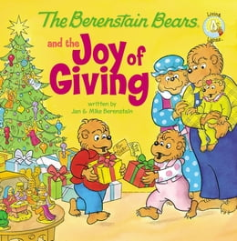 Book The Berenstain Bears and the Joy of Giving by Jan & Mike Berenstain