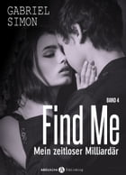 Find Me, band 4 by Gabriel Simon