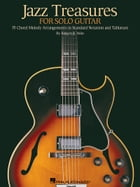 Jazz Treasures for Solo Guitar (Songbook)