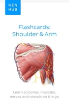Flashcards: Shoulder & Arm: Learn all bones, muscles, nerves and vessels on the go by Joao Costa