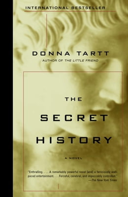 Book The Secret History by Donna Tartt