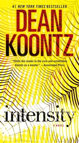Book Intensity: A Novel by Dean Koontz