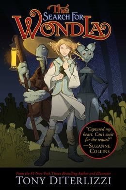 Book The Search for WondLa by Tony DiTerlizzi