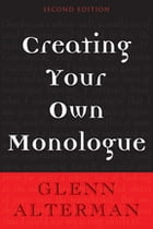 Creating Your Own Monologue Cover Image