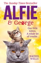 Alfie and George: A heart-warming tale about how one cat and his kitten brought a street together by Rachel Wells