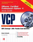 VCP VMware Certified Professional vSphere 4 Study Guide (Exam VCP410) with CD-ROM by Robert Schmidt